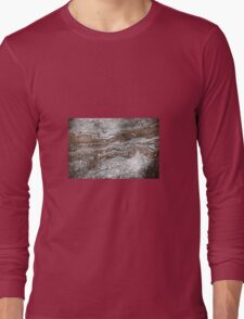 Oil in Water Patterns (6) Long Sleeve T-Shirt