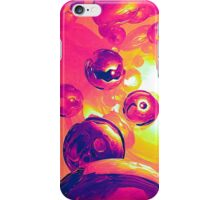 Surreal Spherical Entities iPhone Case/Skin