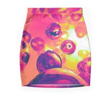 Surreal Spherical Entities Mini Skirt
