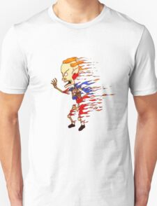 flamin' beavis Unisex T-Shirt