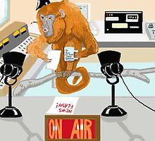 The News Announcer by pinkyjainpan
