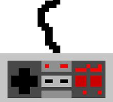 NES Controller by pimpampow
