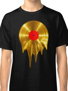 Melting vinyl GOLD Classic T-Shirt