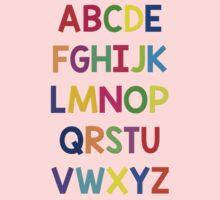 Alphabet fun Kids Clothes