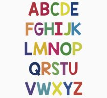 Alphabet fun Kids Clothes