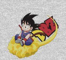 GOKU AND HIS CLOUD  One Piece - Long Sleeve