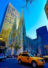 New York St John the Divine Cathedral by borstal