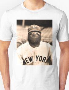 Baseball Sloth T-Shirt