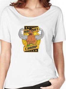 Kombat Champ Women's Relaxed Fit T-Shirt