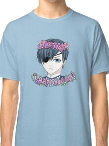 """I Hate You All"" Kawaii Ciel - Black Butler Fan Art Classic T-Shirt"