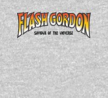 Flash Gordon - Reversed Colour Variant Womens Fitted T-Shirt
