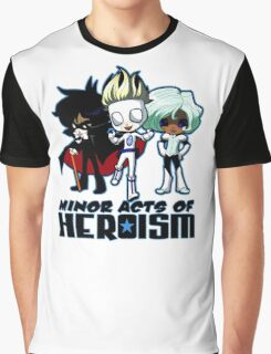 MAOH - Costumed Kids Graphic T-Shirt