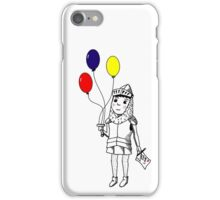 Little Warrior (I FIGHT FOR LOVE) iPhone Case/Skin