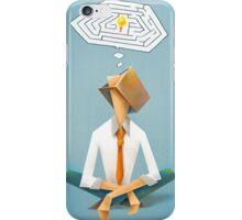 """Solution"" Tomek Biniek iPhone Case/Skin"