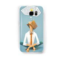 """Solution"" Tomek Biniek Samsung Galaxy Case/Skin"