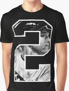 Derek Jeter 2 Graphic T-Shirt