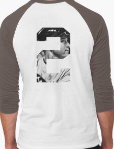 Derek Jeter 2 Men's Baseball ¾ T-Shirt