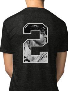 Derek Jeter 2 Tri-blend T-Shirt