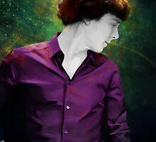 Purple shirt by addigni