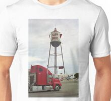 Omaha, Nebraska - Sapp Brothers Tower Unisex T-Shirt