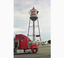 Omaha, Nebraska - Sapp Brothers Tower Unisex T-Shirt