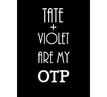 Tate + Violet are my OTP Photographic Print