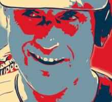 Derek Jeter The Captain OB Sticker