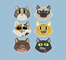Set of Cats Unisex T-Shirt