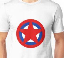 Soviet Air Forces Roundel Unisex T-Shirt