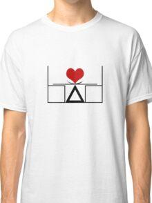 Heart for dinner Classic T-Shirt