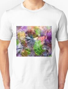 FLORAL DREAM of BEAUTY T-Shirt