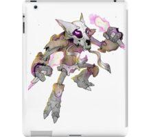 Pokemon Fusion - Alakazam & Gengar iPad Case/Skin