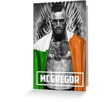 McGregor Greeting Card