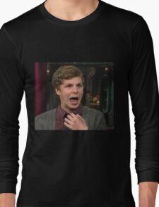 michael cera Long Sleeve T-Shirt