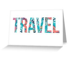 Lilly Pulitzer Travel Greeting Card