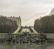 Versailles  by Bokeh  Photography