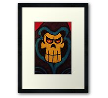 Obey Your New Master Framed Print