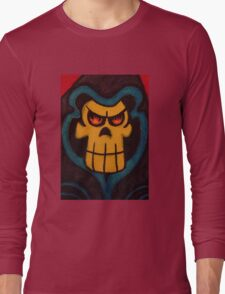 Obey Your New Master Long Sleeve T-Shirt