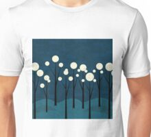 Moon Forest Unisex T-Shirt