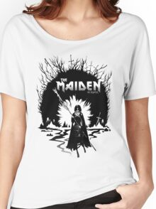 The Maiden in Black Women's Relaxed Fit T-Shirt