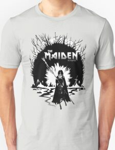 The Maiden in Black T-Shirt