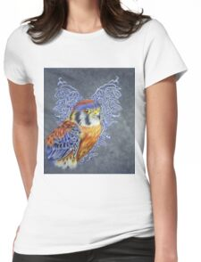 Celtic Kestral Womens Fitted T-Shirt