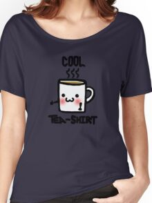 Cool Tea-Shirt  Women's Relaxed Fit T-Shirt