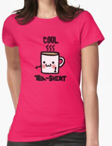 Cool Tea-Shirt  Womens Fitted T-Shirt