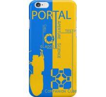 Portal - Aperture Science iPhone Case/Skin