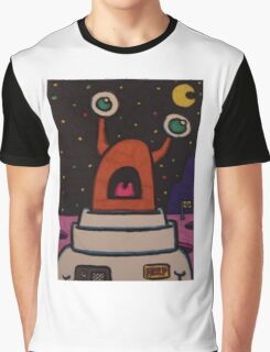Meep In Space Part 2 Graphic T-Shirt