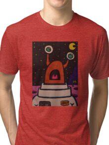 Meep In Space Part 2 Tri-blend T-Shirt