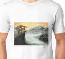 """""""Guardian of the Valley"""" - Digital painting Unisex T-Shirt"""