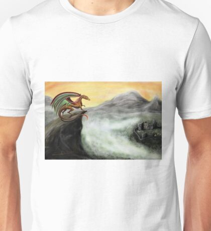 """Guardian of the Valley"" - Digital painting Unisex T-Shirt"