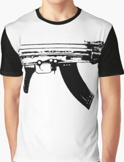 AK-47 Graphic T-Shirt
